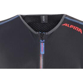 Alpina JSP 3.0 Protector Niños, black-blue